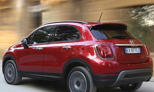 Fiat 500X Offroad