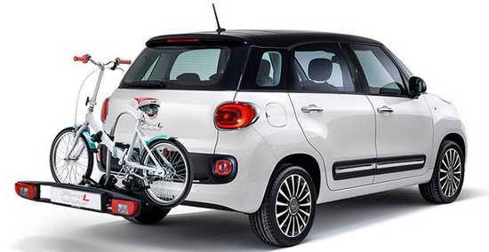 Fiat 500L dodatna oprema